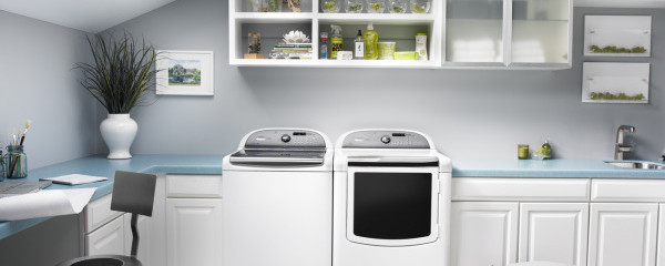 Whirlpool Cabrio Laundry